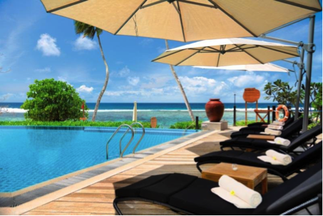 Hotel Double Tree Resort & Spa by Hilton Seychelles-Allamanda****
