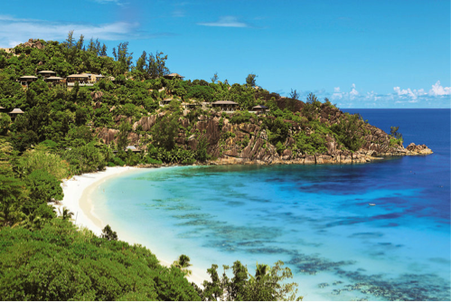 Hotel Four Seasons Resort Seychelles*****+