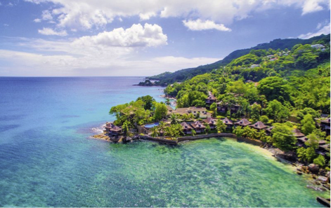 Hotel Hilton Seychelles Northholme Resort& Spa *****