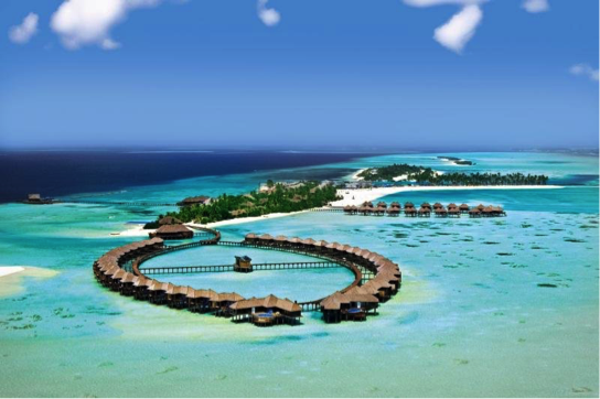 Olhuveli Beach Resort****+