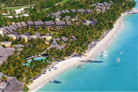 Paradis Beachcomber Golf Resort&Spa*****